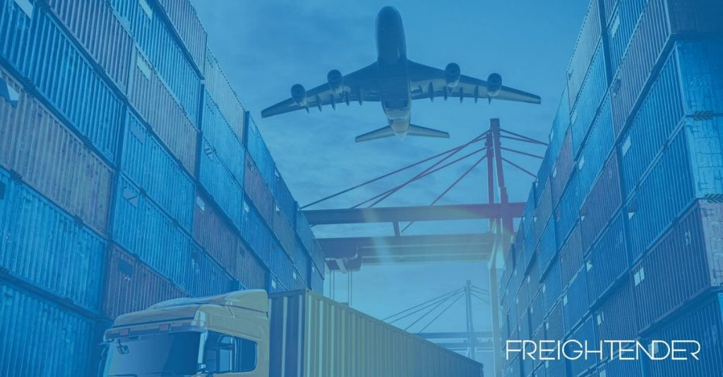 Freightender Freight Sourcing RFQ Management Spot Bidding Logistics Procurement