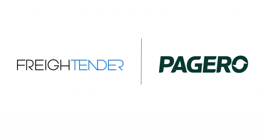 Freightender and Pagero partner