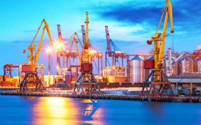 New record prices for shipping containers Shanghai  – Rotterdam